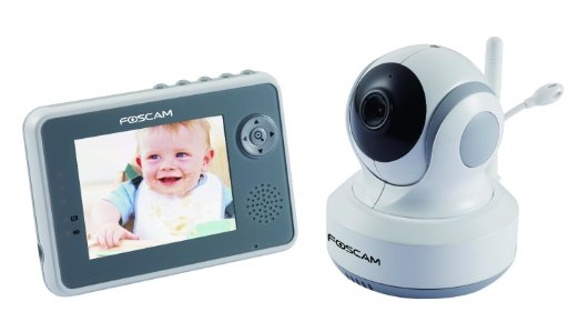 Foscam FBM3501 Wireless Digital Video Baby Monitors