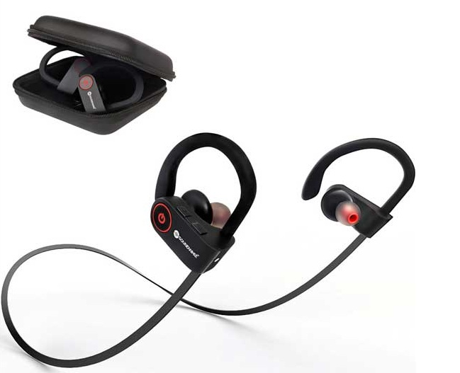 SoundWhiz Wireless Sports Headphones
