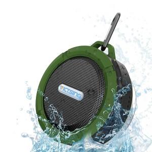 VicTsing Wireless Bluetooth 3.0 Waterproof Outdoor & Shower Speaker