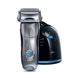 Braun Series 7 790cc-4 Electric Foil Shaver with Clean and Charge Station a Father's Day Gift for Dad