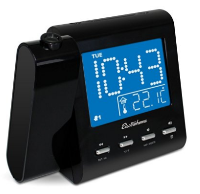 electrohome-projection-alarm-clock-with-battery-backup-and-audio-input